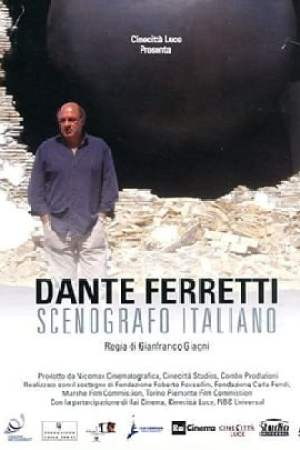 Image Dante Ferretti: Production Designer