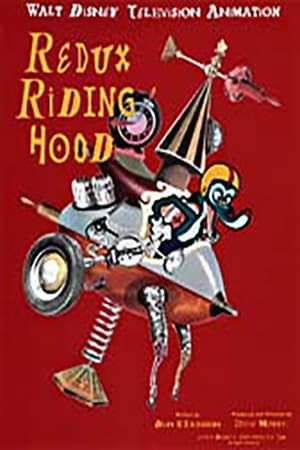 Image Redux Riding Hood