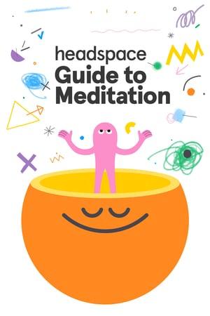 Guia Headspace para la meditacion poster