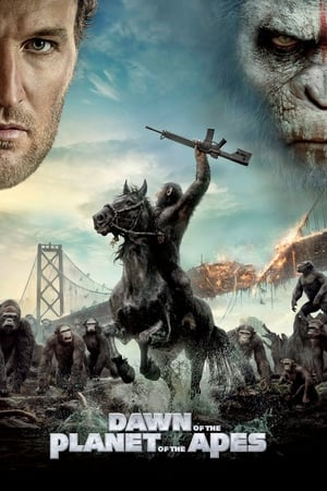 Poster Dawn of the Planet of the Apes 2014
