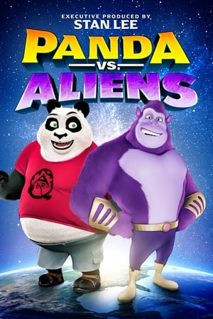 Image Panda vs. Aliens