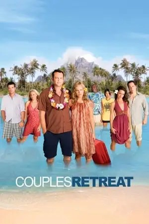 Poster Couples Retreat 2009