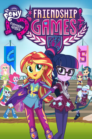 Image My Little Pony : Equestria Girls - Jeux de l'Amitié