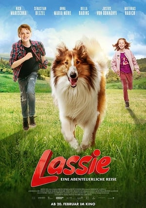 Ver Online Lassie - Eine abenteuerliche Reise