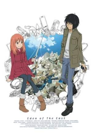 Image Eden of the East