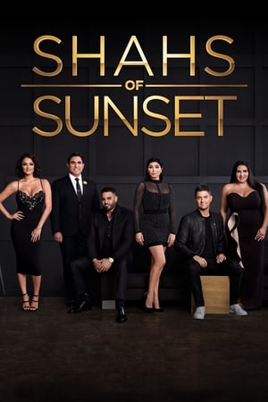 Poster Shahs of Sunset 2012