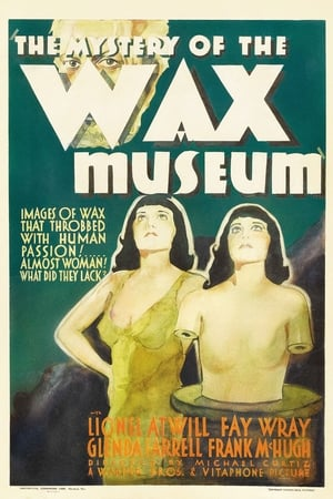 Image Mystery of the Wax Museum