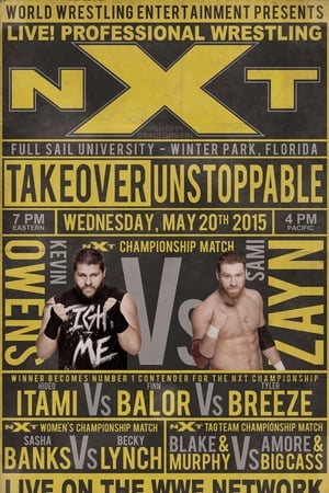 Image NXT TakeOver: Unstoppable