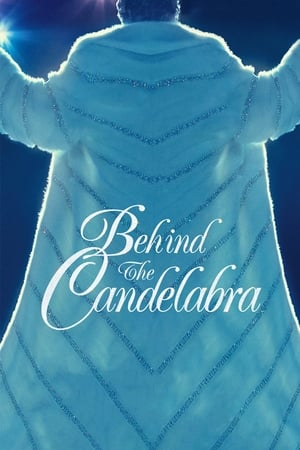Image Behind the Candelabra