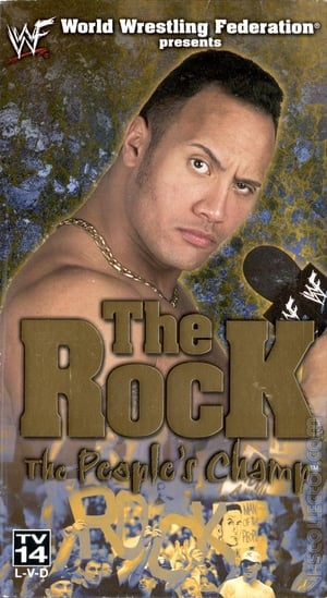 Image WWF: The Rock - The People's Champ