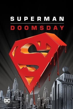 Poster Superman: Doomsday 2007