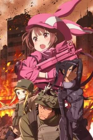 Image Sword Art Online Alternative - Gun Gale Online