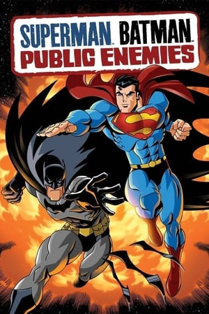 Image SuperMan/Batman: Ennemis publics