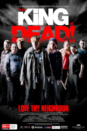 Poster The King Is Dead! 2012