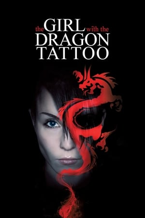 Poster The Girl with the Dragon Tattoo 2009