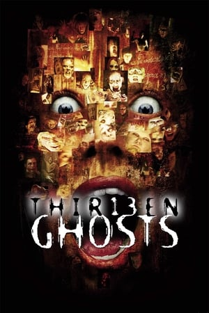Poster Thir13en Ghosts 2001