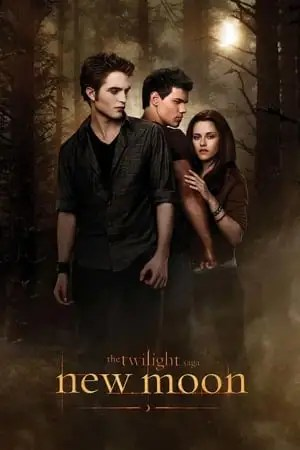 Poster The Twilight Saga: New Moon 2009