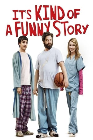 Poster It's Kind of a Funny Story 2010