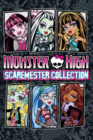 Image Monster High: Scaremester Collection