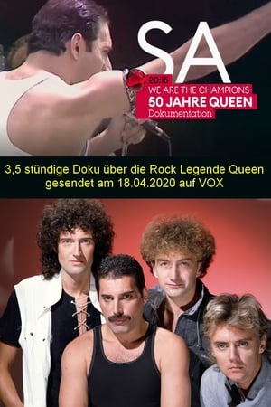 Image We are the Champions - 50 Jahre Queen