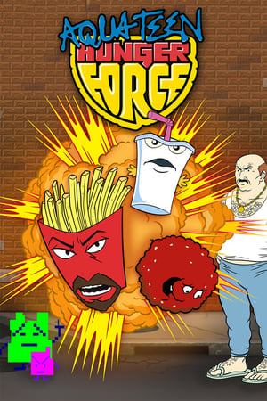 Image Aqua Teen Hunger Force