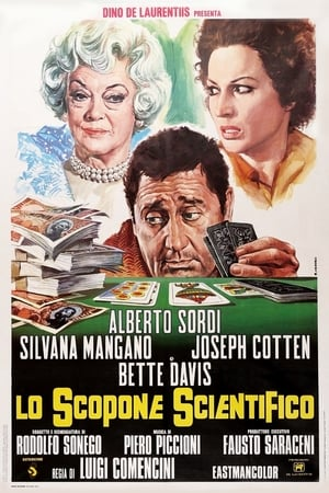 Poster The Scopone Game 1972