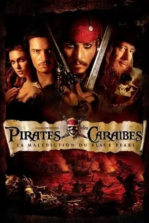Image Pirates des Caraïbes : La Malédiction du Black Pearl