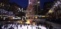 Magical Christmas Ornaments 2017