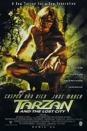 Image Tarzan and the Lost City