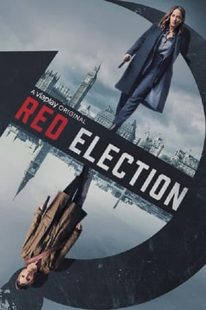 Red Election poster