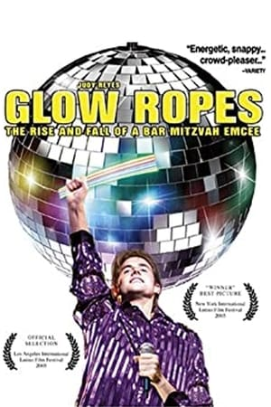 Image Glow Ropes: The Rise and Fall of a Bar Mitzvah Emcee