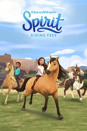 Image Spirit: Riding Free