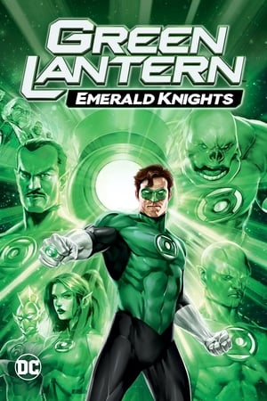 Image Green Lantern - Emerald Knights