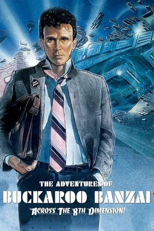 Image The Adventures of Buckaroo Banzai Across the 8th Dimension