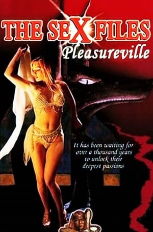 Poster Sex Files: Pleasureville 2000