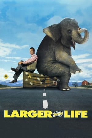 Poster Larger than Life 1996