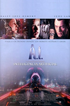 Image A.I. Inteligencia Artificial