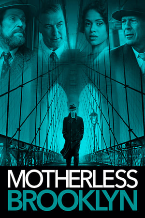 Poster Motherless Brooklyn 2019