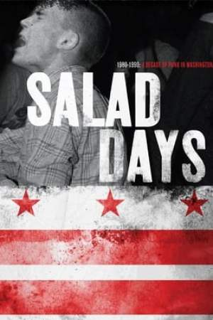 Image Salad Days: A Decade of Punk in Washington, DC (1980-90)