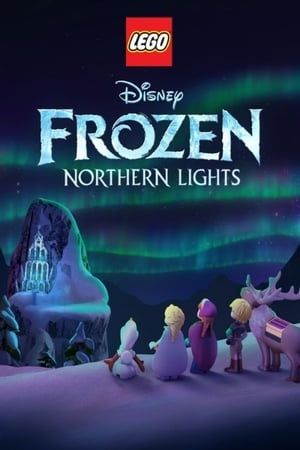 Poster LEGO Frozen Northern Lights 2016