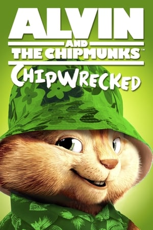Poster Alvin and the Chipmunks: Chipwrecked 2011