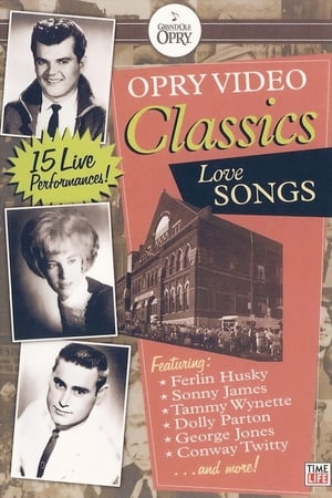 Image Opry Video Classics: Love Songs