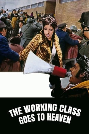 Poster The Working Class Goes to Heaven 1971