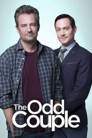 Poster The Odd Couple 2015