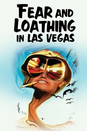 Poster Fear and Loathing in Las Vegas 1998