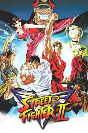 Image Street Fighter II: V