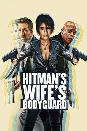 Poster The Hitman's Wife's Bodyguard 2021
