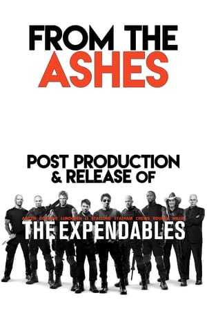Image From the Ashes: Post-Production and Release of 'The Expendables'