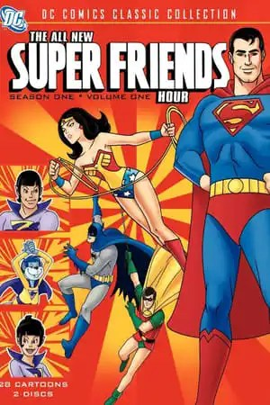 Image The All-New Super Friends Hour