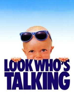 Poster Look Who's Talking 1989